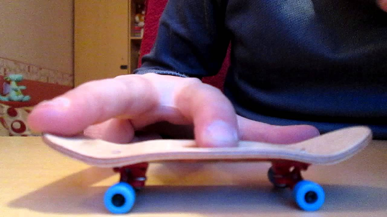 Как сделать олли видео на скейте